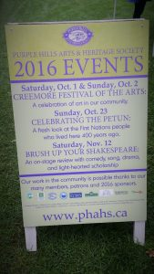 Purple Hills Events - Autumn