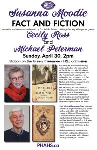 Event details for Tea and History