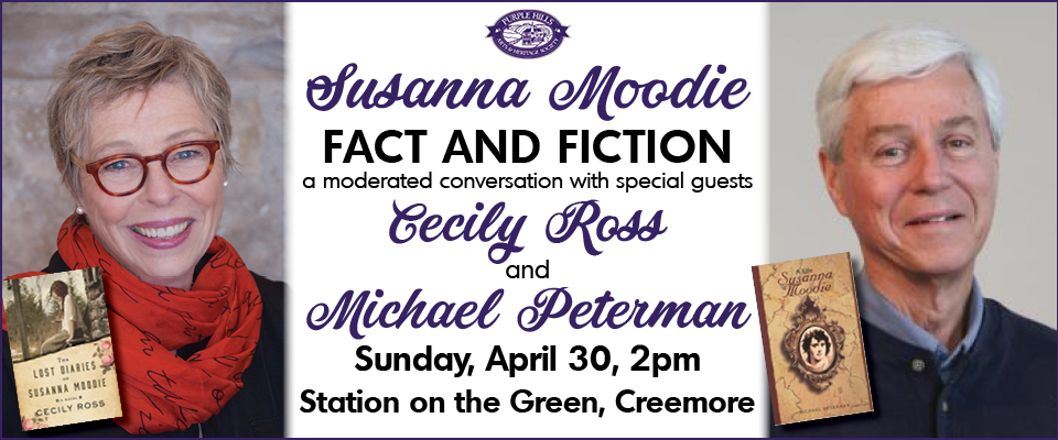 Susanna Moodie: Fact and Fiction