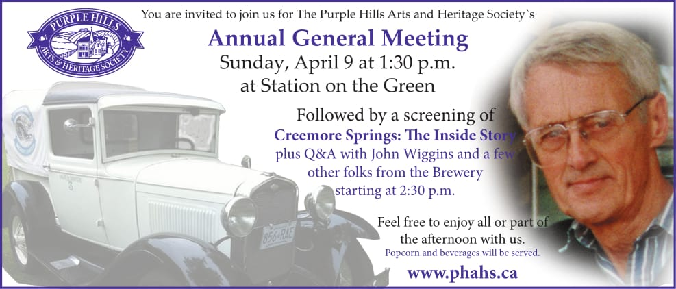 Purple Hills AGM & documentary